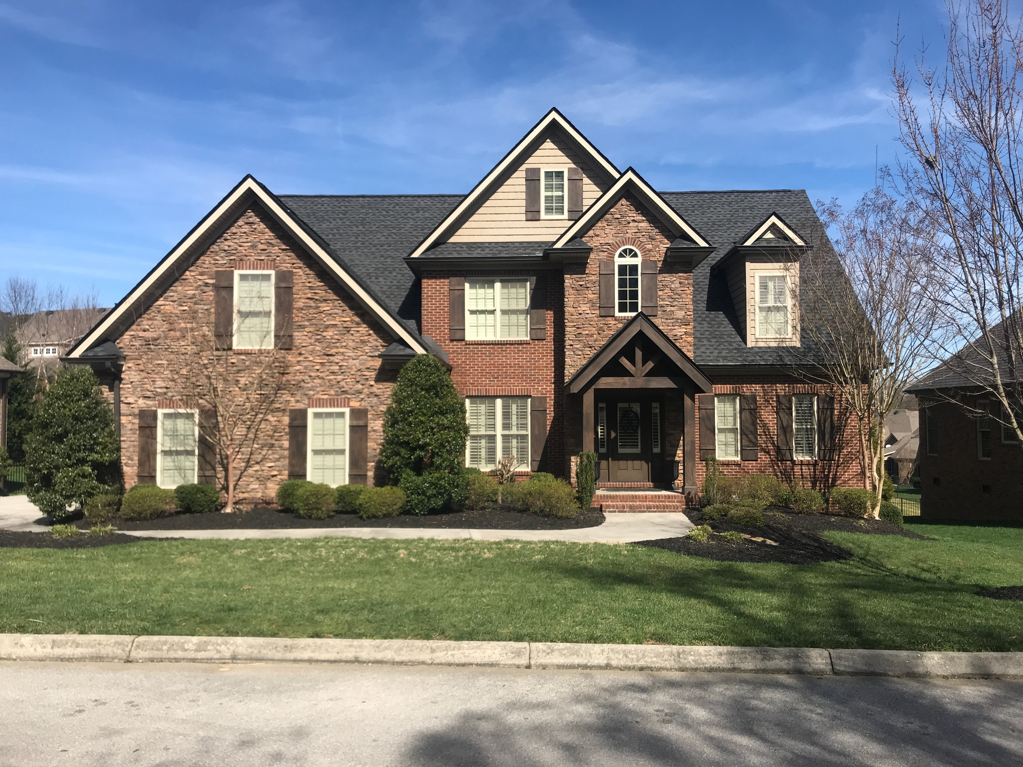 residential roofing Knoxville, TN